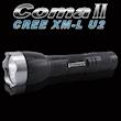 Coma II LED Taschenlampe / CREE XM-L U2