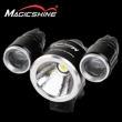 Magicshine MJ-816E 1800LM Led Fahrradlampe + Mactronic Rücklicht