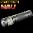 NiteCore EA2 Led Taschenlampe mit Rotlicht