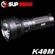 Supbeam K40M Taschenlampe CREE MT-G2 3000Lumen